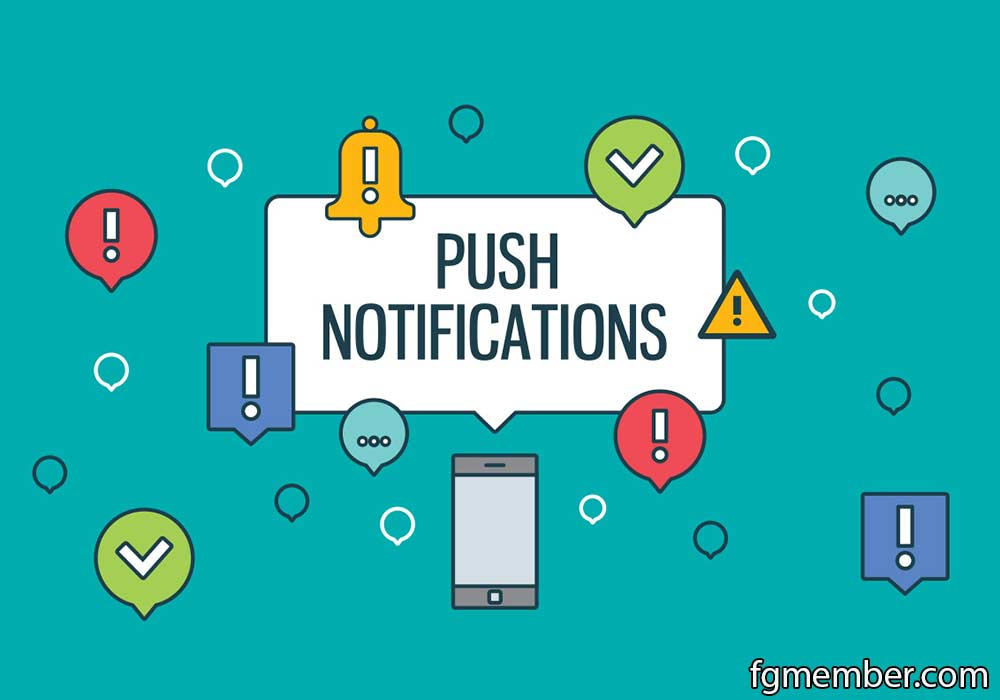 Buy push notification