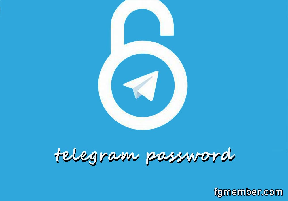 Telegram password