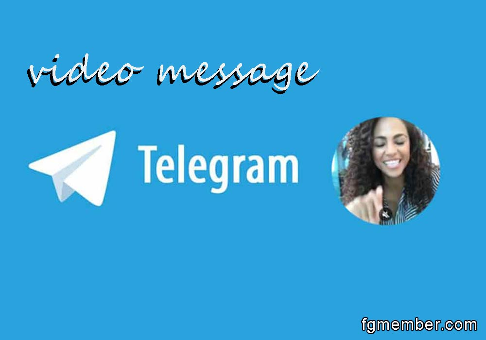 Telegram video message