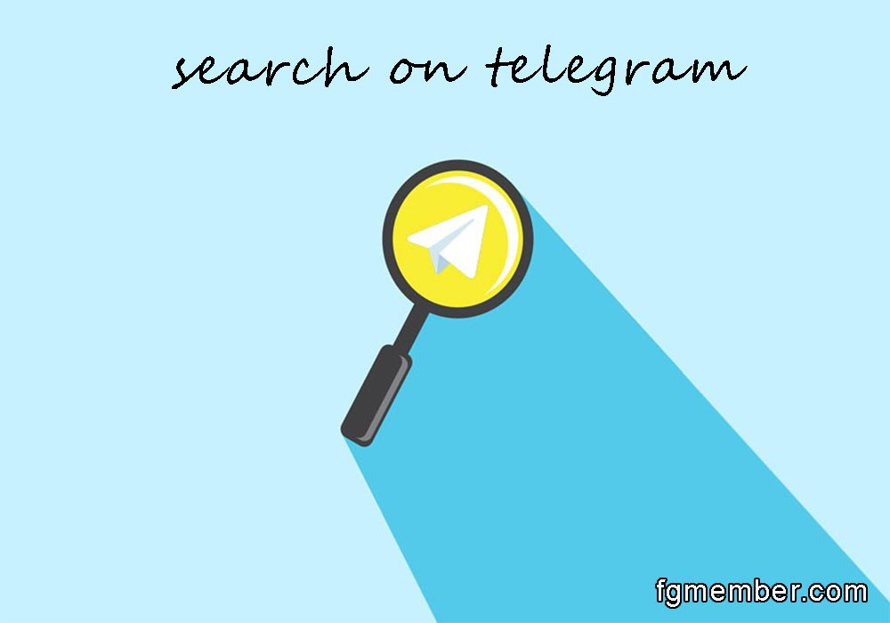 Search the Telegram