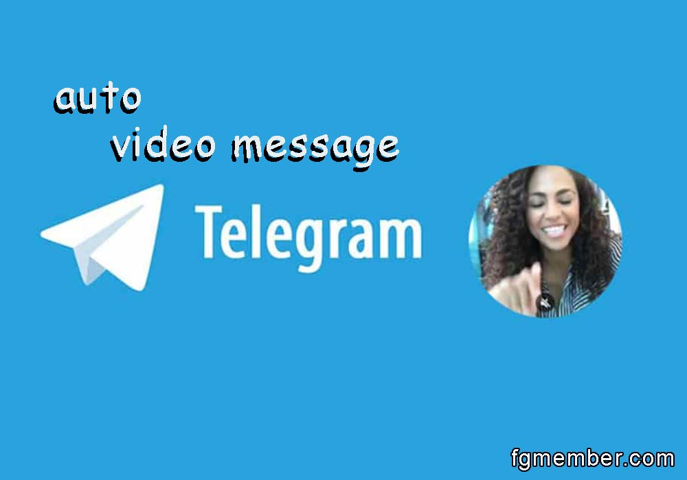 Auto video message
