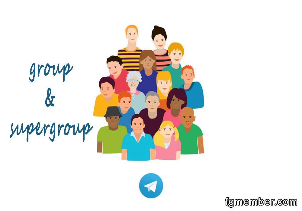 Differences betweenGroup and supergroups