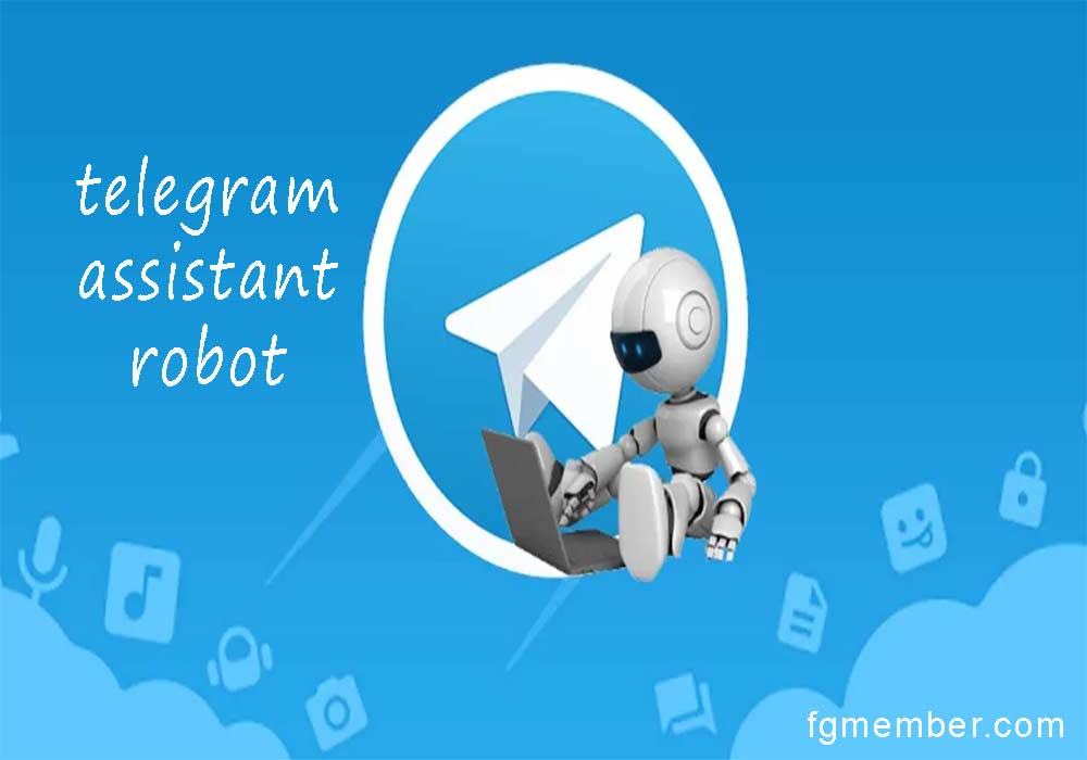Telegram Assistant robot