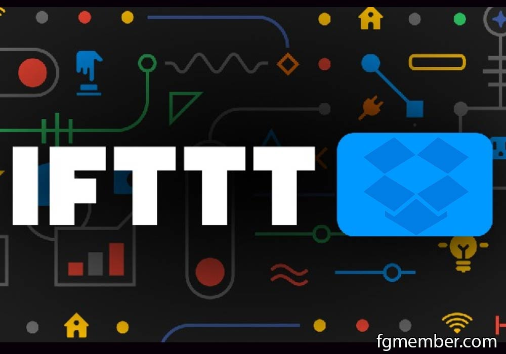 Dropbox with IFTTT